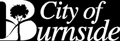 City of Burnside - w logo