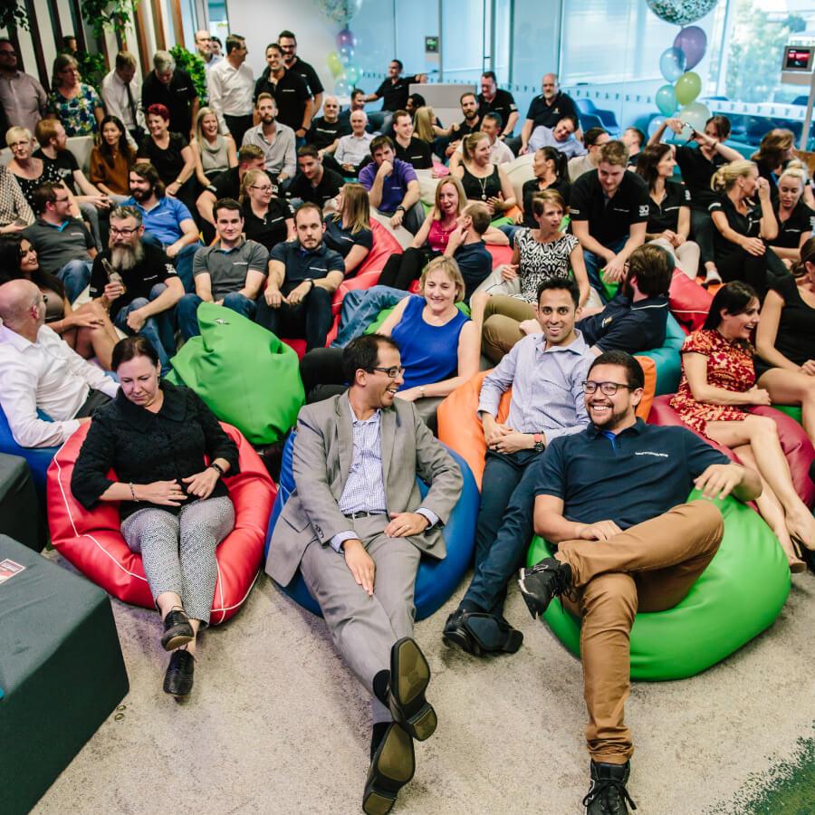 Life@TechOne Team Members - TechnologyOne